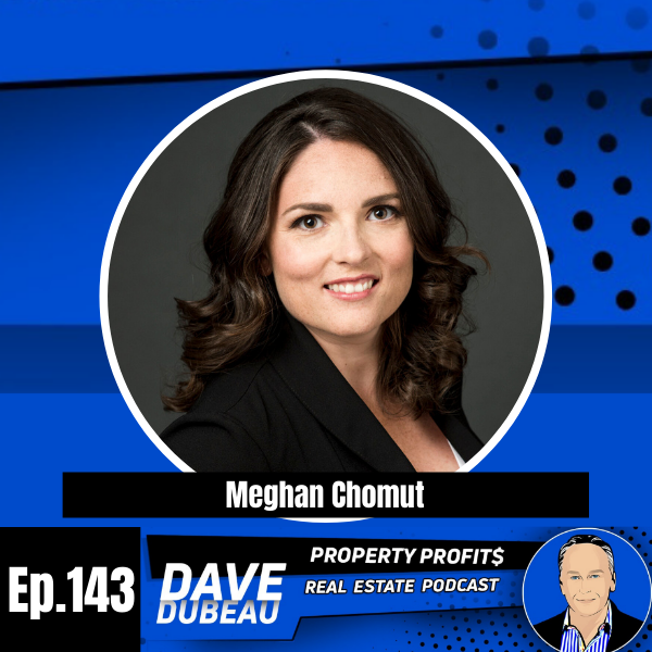 Financial Planner AND Real Estate Investor with Meghan Chomut Image