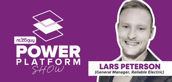 Incorporating Power Apps in the Utilities Industry with Lars Peterson