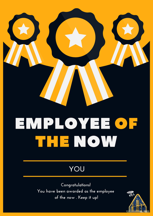 What are 3 things you can do to recognize employee performance that don't involve money?