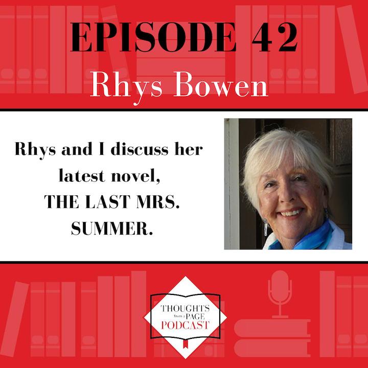 Rhys Bowen- THE LAST MRS. SUMMER