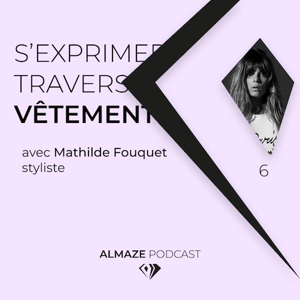 """""""La modest fashion c'est vraiment : qu'est ce qu'on a envie de raconter à travers le vêtement ? Et ce qui s'en dégage"""" - Mathilde Fouquet Image"""