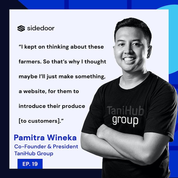 Pamitra Wineka - The Accidental Entrepreneur