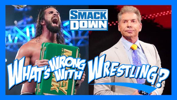MONEY IN THE BANK PREVIEW - WWE SmackDown 7/16/21 Recap