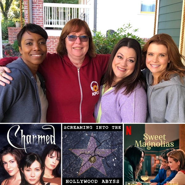 Take 5 - Writer and showrunner Sheryl J.Anderson, Sweet Magnolias, Charmed.