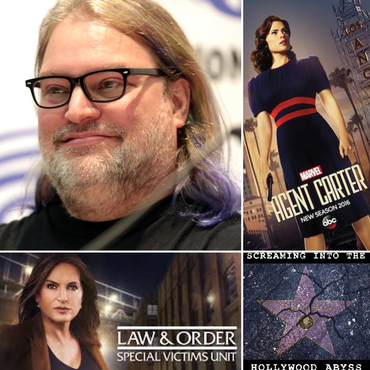 Take 18 - Writer Jose Molina, Law and Order SVU, Without a Trace, Agent Carter