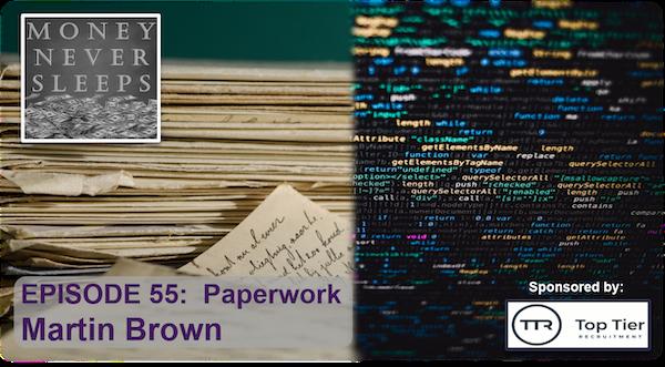 055: Paperwork - Martin Brown and Unitek Image