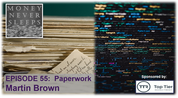 055: Paperwork - Martin Brown and Unitek Image