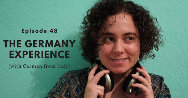 Trilingualism, switching between languages, and Italian words adopted by German (Carmen from Italy)