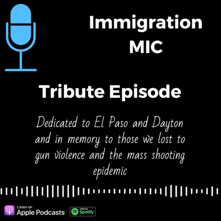 Tribute Episode to El Paso and Dayton