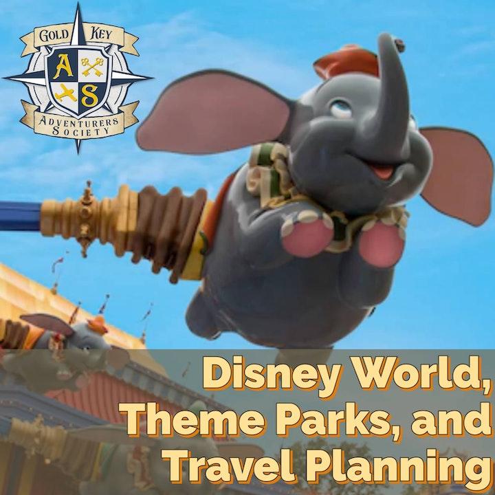 Episode image for Tour of Fantasyland in Walt Disney World's Magic Kingdom