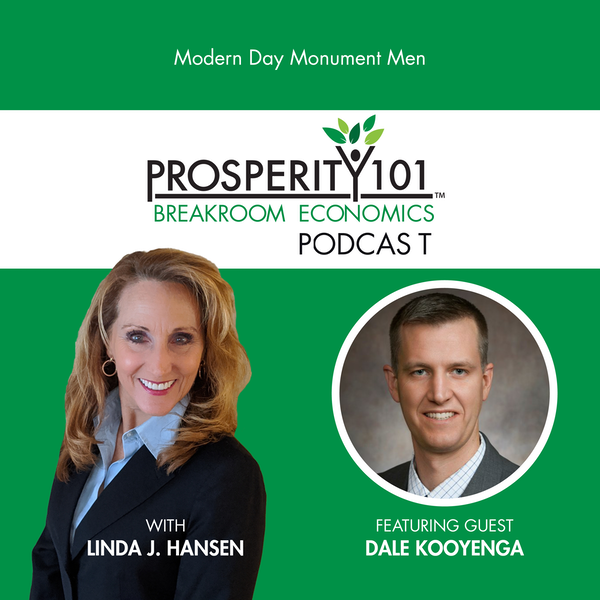Modern Day Monument Men – with Dale Kooyenga
