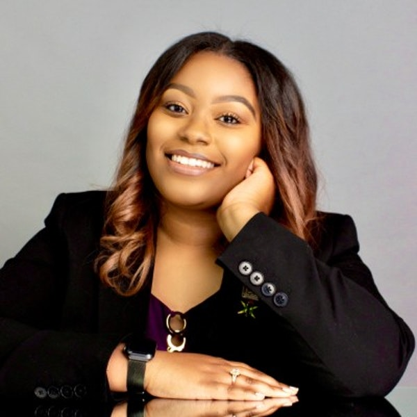 #1: Disheka Moore - Student Founder of EyeDriven and 2X Software Engineering Intern at Microsoft