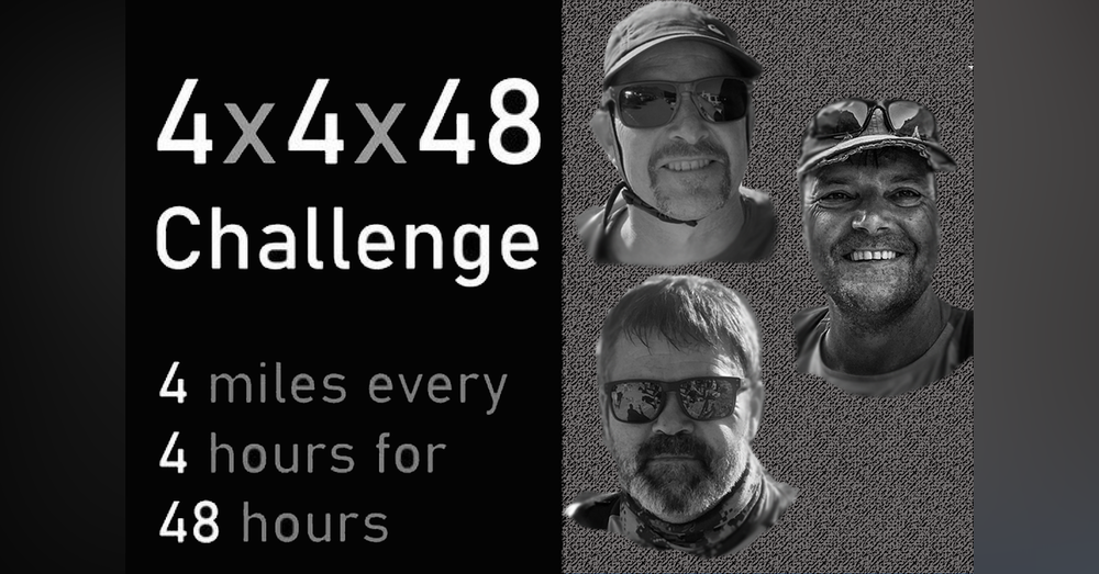 8 to go - 4x4x48