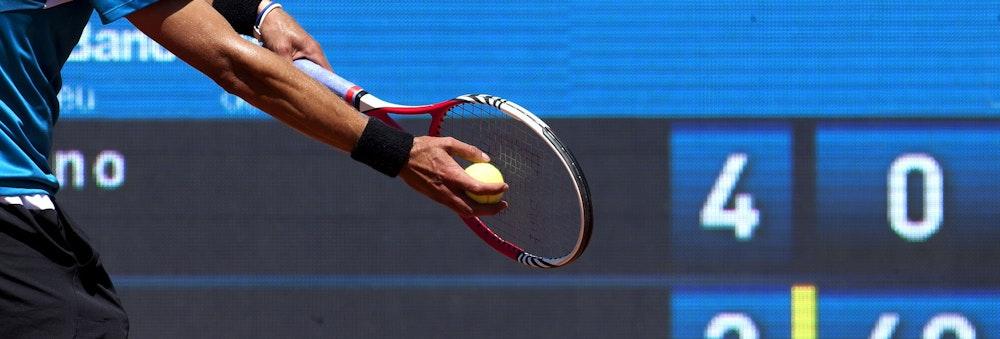 Best 8: Major tennis tournaments