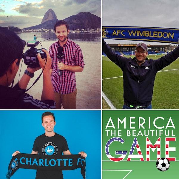 Matchday 3 - Ryan Bailey, digital content creator (and AFC Wimbledon fan) Image