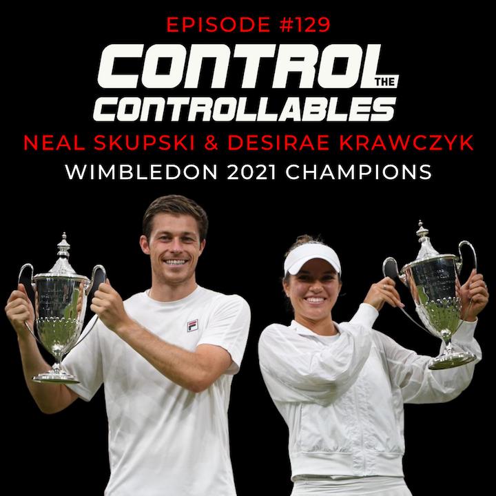 Episode 129: Wimbledon 2021 Review