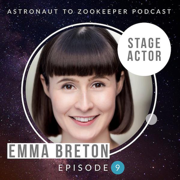 Stage Actor - Emma Breton Image