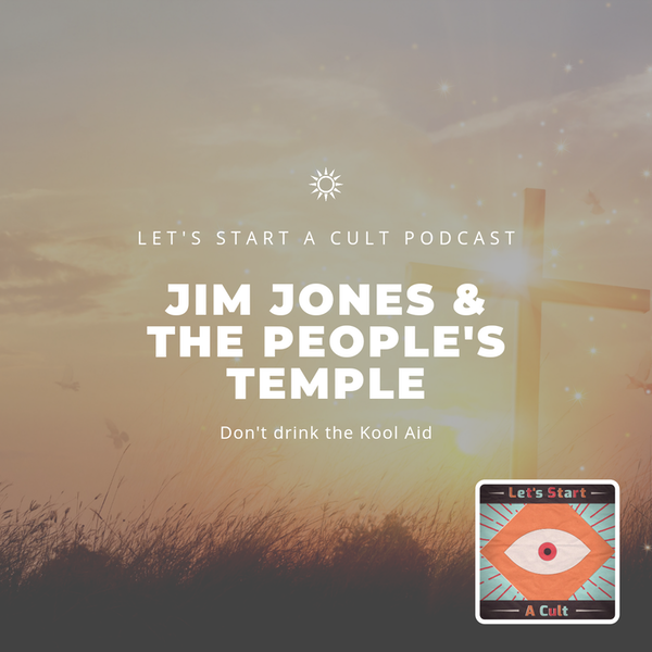 Jim Jones And The People's Temple Image