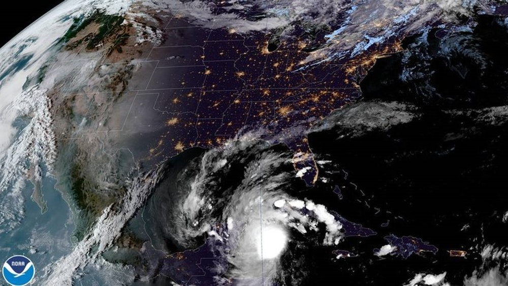 El huracán Delta podría volver a categoría 4 cuando entre al Golfo de México