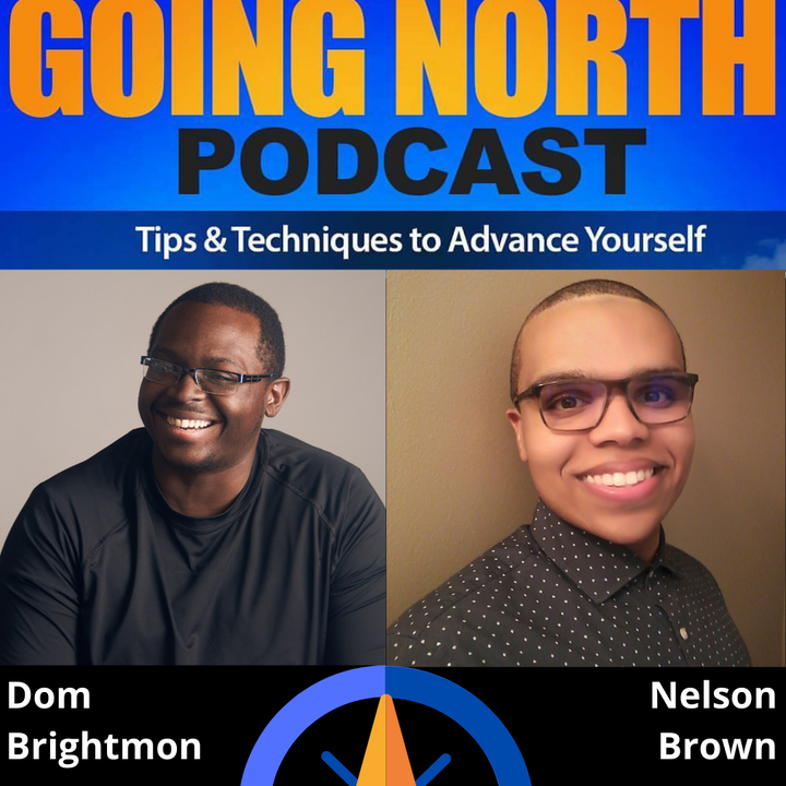 """Ep. 390 – """"When Handsome Hearts Heal"""" with Nelson Brown (@NelsonEBrown1)"""