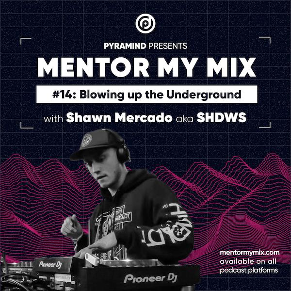 Shawn Mercado AKA Shdws: Blowing up the underground Image