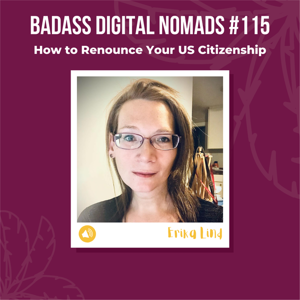How to Renounce Your US Citizenship: Part 2 (+ YouTube Drama) Image