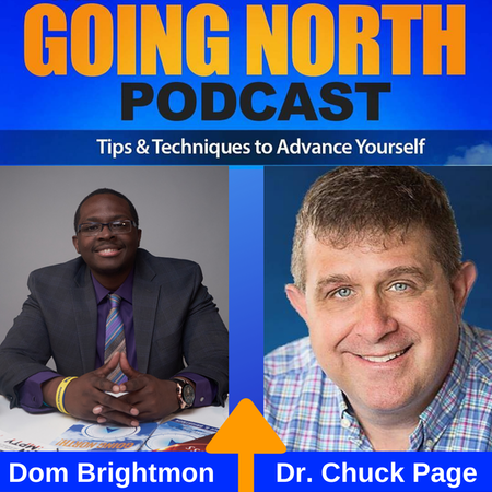 """214 – """"A Spoonful of Courage"""" with Dr. Charles Page (@cwpageauthor) Image"""
