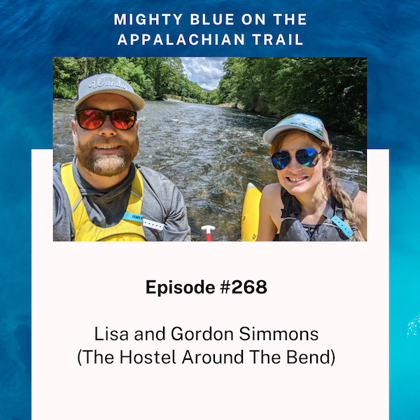 Episode #268 - Lisa and Gordon Simmons (The Hostel Around the Bend)