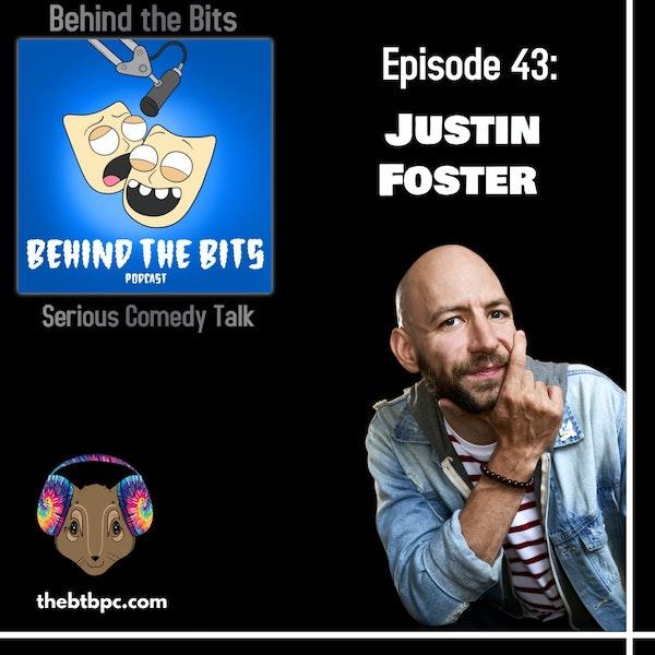 Episode 43: Justin Foster Image