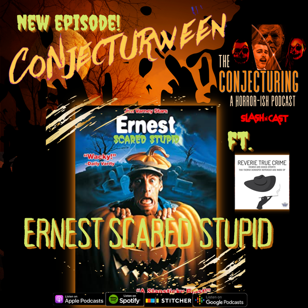Ernest Scared Stupid (1991) ft. Paige from Reverie True Crime   Discussion/Review