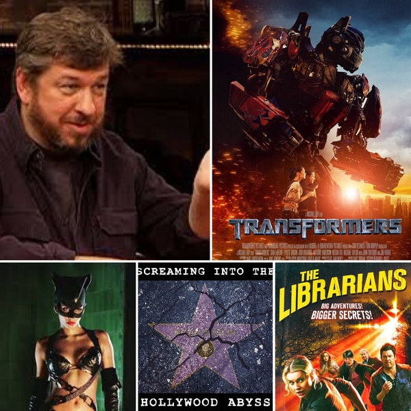 Take 14 - Showrunner John Rogers, Catwoman, Leverage, Transformers