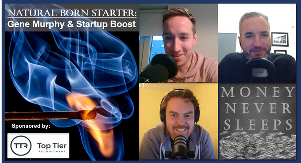 094: Natural Born Starter: Gene Murphy and Startup Boost Image