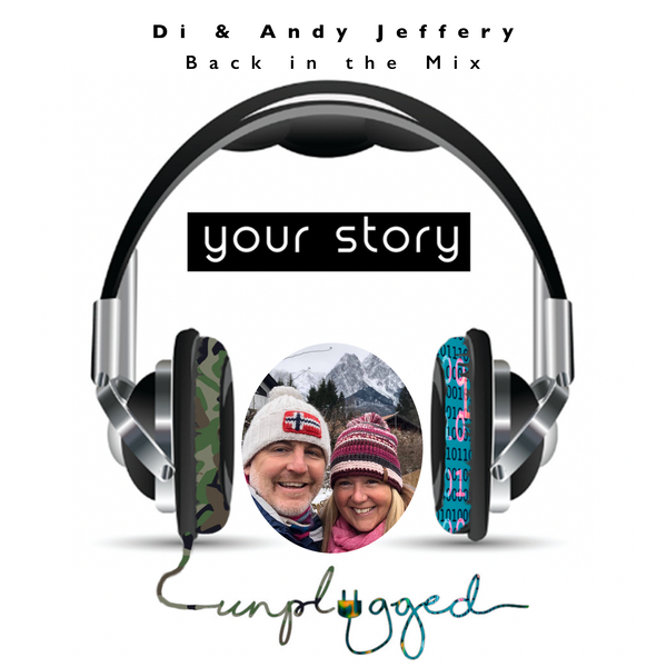 Di & Andy Jeffery - Back in the Mix... Image