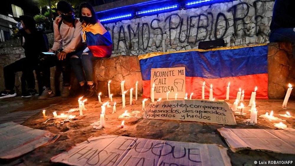 Violentos enfrentamientos en Cali marcan última jornada de protestas en Colombia