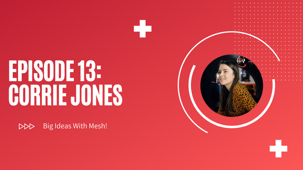 Social Media Is A Beast We Love To Hate: Corrie Jones, CEO & Founder at UNTAPPED Image