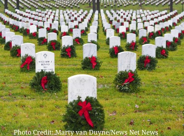 Episode 11 - Arctic Explorers of Arlington National Cemetery, Arlington, Virginia Image