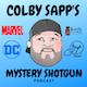 Colby Sapp's Mystery Shotgun Podcast Album Art