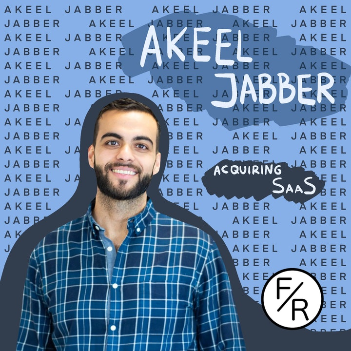 Acquiring SaaS businesses systematically - how does it work and how do you get there? By Akeel Jabber