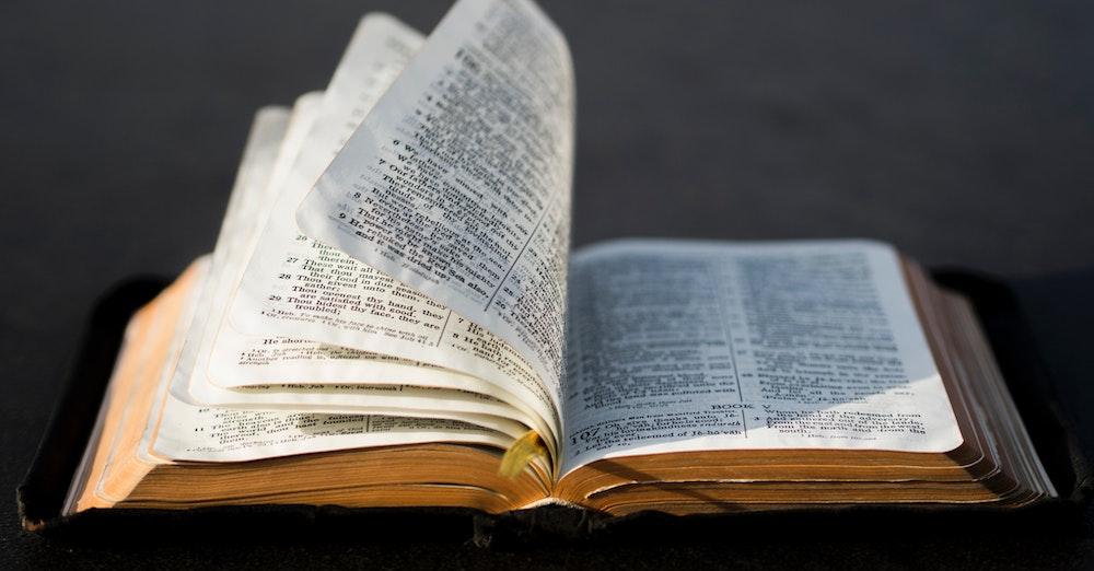 Prayer and God's Word