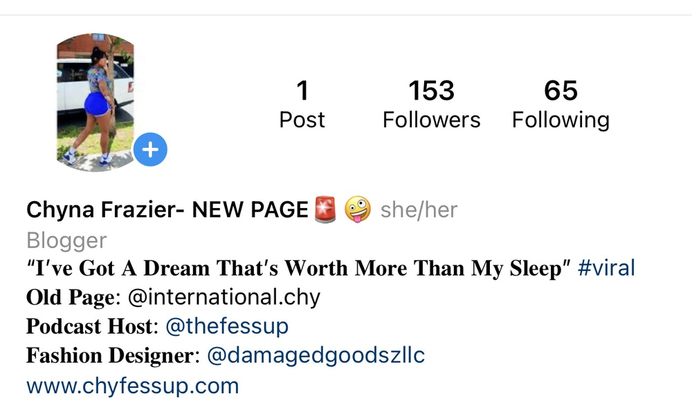 New Instagram Page Alert!