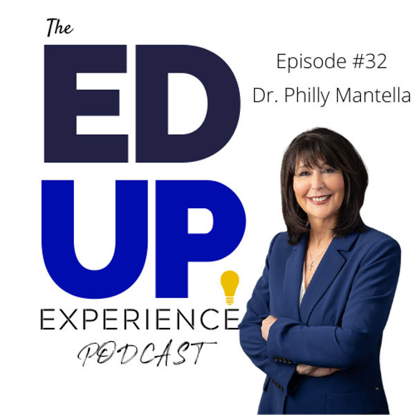 32: Philly Mantella, President, Grand Valley State University Image