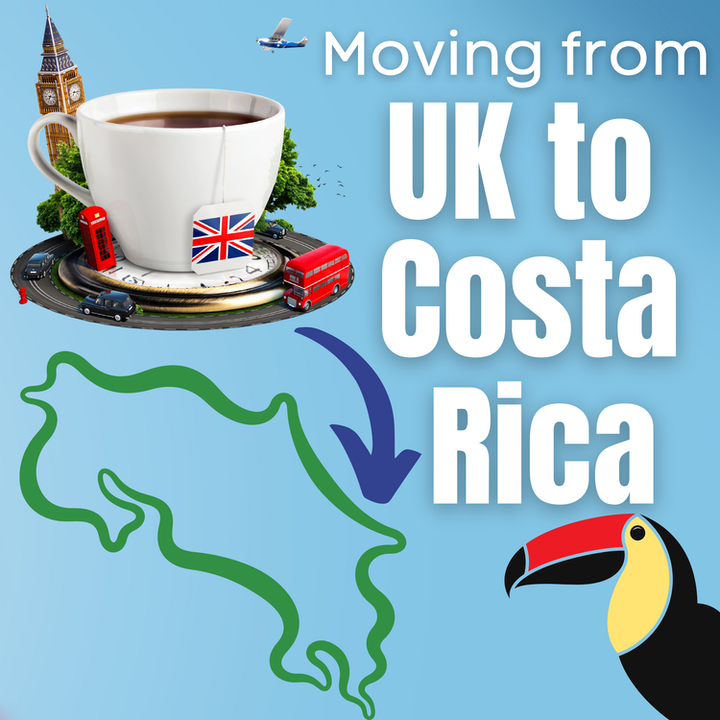 UK and Europe Lockdowns + How to Move From England to Costa Rica