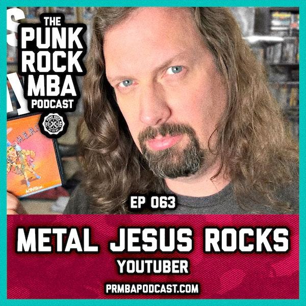 Metal Jesus Rocks (YouTuber) Image
