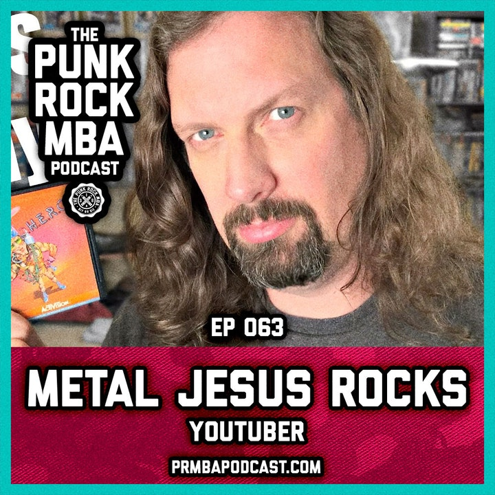Metal Jesus Rocks (YouTuber)