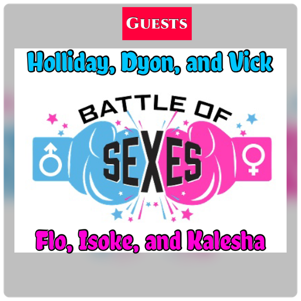 Battle of the Sexes - Men vs Women Image
