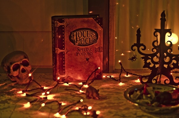 Music, Witchcraft and the Paranormal Image