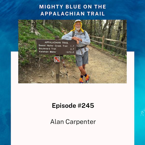 Episode #245 - Alan Carpenter
