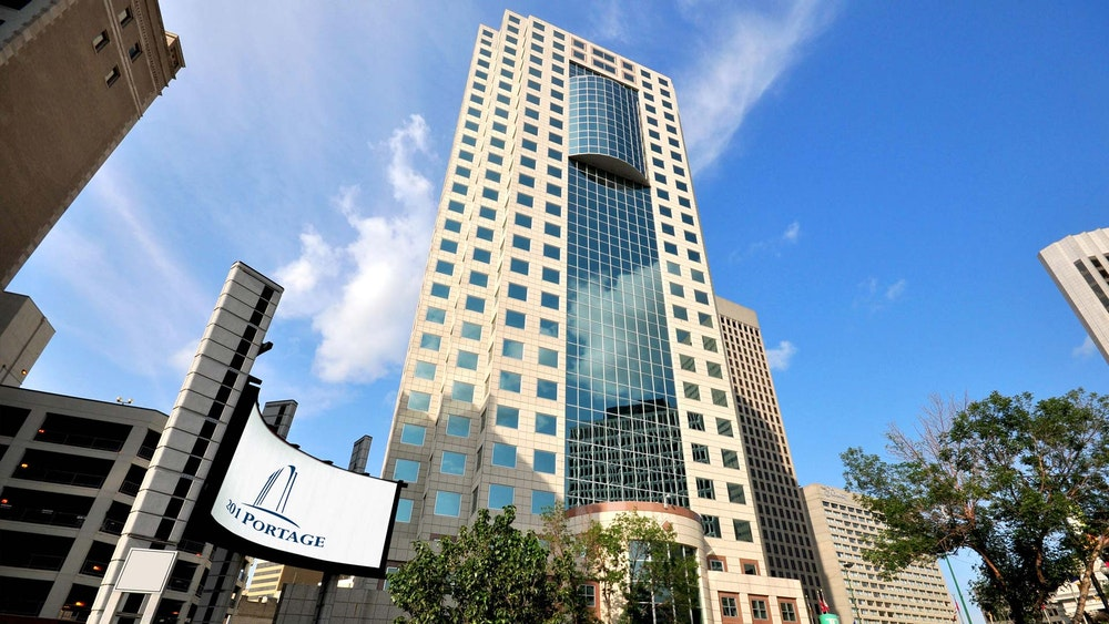 201 Portage: The Crown Jewel of Winnipeg Office Buildings Undergoes a Transformation