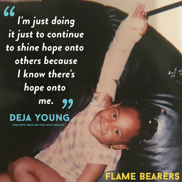 Deja Young (USA): Mental Health & Choosing Life Image