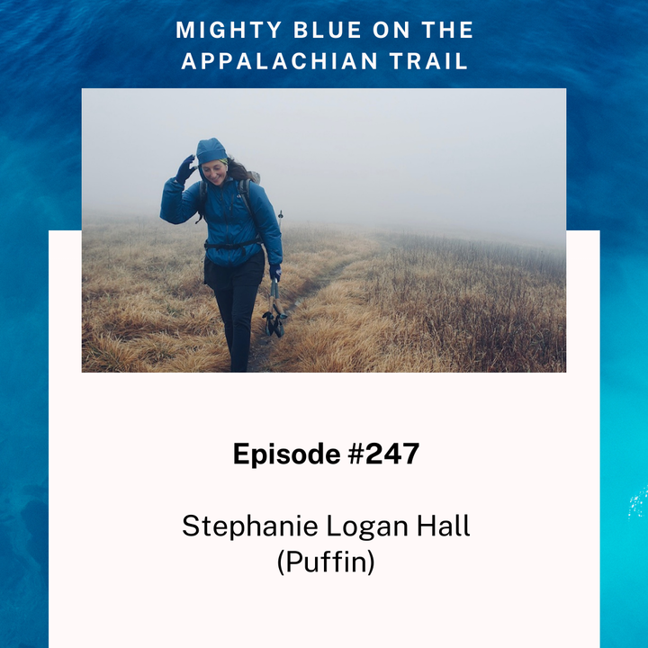 Episode #247 - Stephanie Logan Hall (Puffin)
